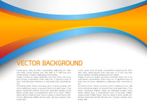 Abstract vector background. Stock Photos