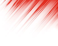 Abstract vector background with red lines Royalty Free Stock Photos
