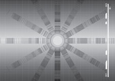 Abstract Vector Background Silver Design Royalty Free Stock Photo