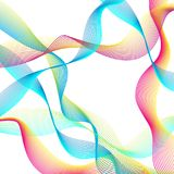 Abstract vector backgrounds Royalty Free Stock Photo