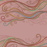 Abstract vector backgroung Stock Image