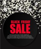 Abstract vector black friday sale layout background. For art template design, list, page, mockup brochure style stock illustration