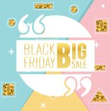 Abstract vector black friday sale layout background. For art template design, list, page, mockup brochure style, banner Stock Photos