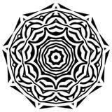Pattern mandala Royalty Free Stock Photo