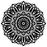Pattern mandala Royalty Free Stock Images