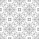 Abstract vector black and white repeated patterns of polka dots. Many uses for paintings,printing,mobile backgrounds, book,covers,screen savers, web page,logo stock illustration