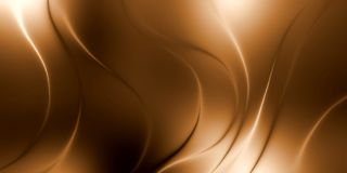 Abstract vector brown shaded wavy background, vector illustration