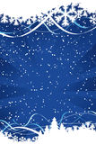 Abstract Vector Christmas Background Royalty Free Stock Photography