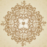 Abstract vector circle background. Royalty Free Stock Photography