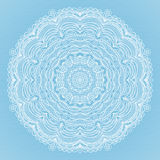 Abstract vector circle background. Stock Photo