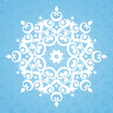 Abstract vector circle background. Royalty Free Stock Image