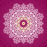 Abstract vector circle background. Stock Images