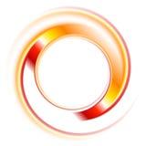 Abstract vector circles logo background. Abstract circles logo background. Vector design Royalty Free Stock Photo