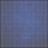 Abstract vector colored round dots background. Blue Royalty Free Stock Image