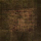Abstract vector colored round dots background. Brown Royalty Free Stock Photos