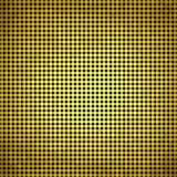 Abstract vector colored round dots background. Yellow Stock Images