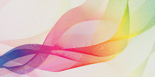 Abstract vector colorful background. Royalty Free Stock Photos