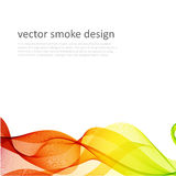 Abstract vector colorful background Stock Photography