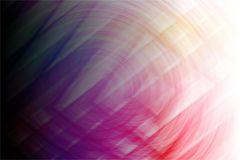 Abstract vector colorful shaded background with blur lines. Wallpaper for many uses for you Stock Images