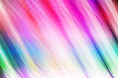 Abstract vector colorful shaded background with blur lines Stock Photos
