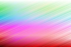 Abstract vector colorful shaded background with blur lines Stock Image