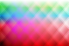 Abstract vector colorful shaded background with blur lines 3 d effects Stock Photo
