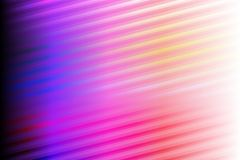 Abstract vector colorful shaded background with blur lines 3 d effects Stock Images