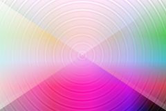 Abstract vector colorful shaded background with blur lines 3 d effects Stock Photos
