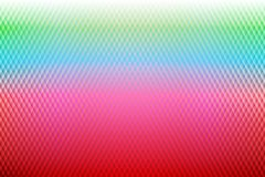 Abstract vector colorful shaded background with blur lines 3 d effects Royalty Free Stock Photography