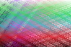 Abstract vector colorful shaded background with blur lines 3 d effects Royalty Free Stock Photo