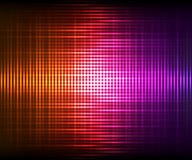 Abstract vector colorful shining background Royalty Free Stock Photography