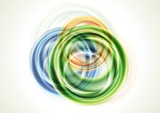 Abstract vector design Stock Photo