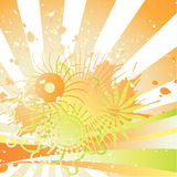 Abstract vector design Royalty Free Stock Images