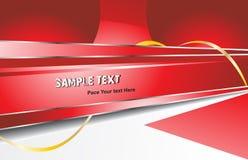 Abstract vector design template Stock Photos