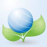 Abstract vector environmental Royalty Free Stock Photos