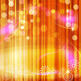 Abstract vector festive background Stock Photography