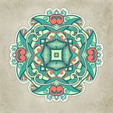 Abstract vector floral and ornamental item Stock Photo