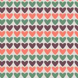 Abstract vector hearts fantasy background design. Abstract vector hearts fantasy background for design royalty free illustration