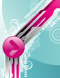Abstract vector illustration Stock Photography