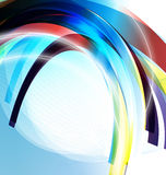 Abstract. Vector illustration of  abstract  background Royalty Free Stock Images