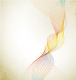 Abstract. Vector illustration of  abstract  background Royalty Free Stock Photography