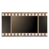 Abstract Vector illustration background Film, movie Royalty Free Stock Photos
