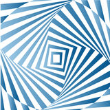 Abstract Vector illustration background psycho background abstraction Royalty Free Stock Photography