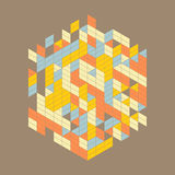 Abstract Vector Illustration Royalty Free Stock Photos