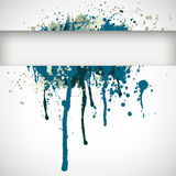 Abstract vector Illustration. Flat banner with Royalty Free Stock Images