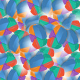 Abstract Vector illustration of the scope of shares Royalty Free Stock Photo