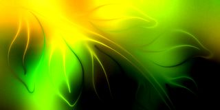 Abstract vector leaf colorful shaded background with lighting effect, vector illustration. Many uses for paintings,printing, book,covers,screen savers,web page Stock Photo