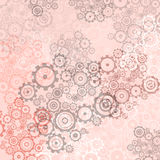 Abstract Vector Light Cogs Gears Stock Images
