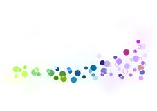 Abstract Vector Lights Stock Photography