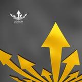 Abstract Vector Logo Design Template Stock Photography